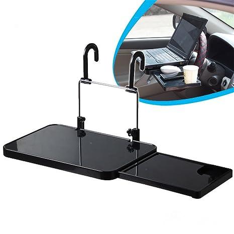 Auto Fastener & Clip Multifunction Foldable Car Seat Holder Laptop Stand Notebook Food Portable Car Computer Desk Bracket Foldable Laptop Desk