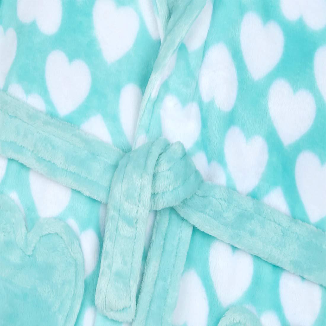 4Kids Boys Girls Nightwear Childrens Dressing Novelty Gown Fun Robe