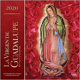 Ou 2020 Calendar La Virgen de Guadalupe 2020 Calendar: Foil Stamped Cover (Spanish