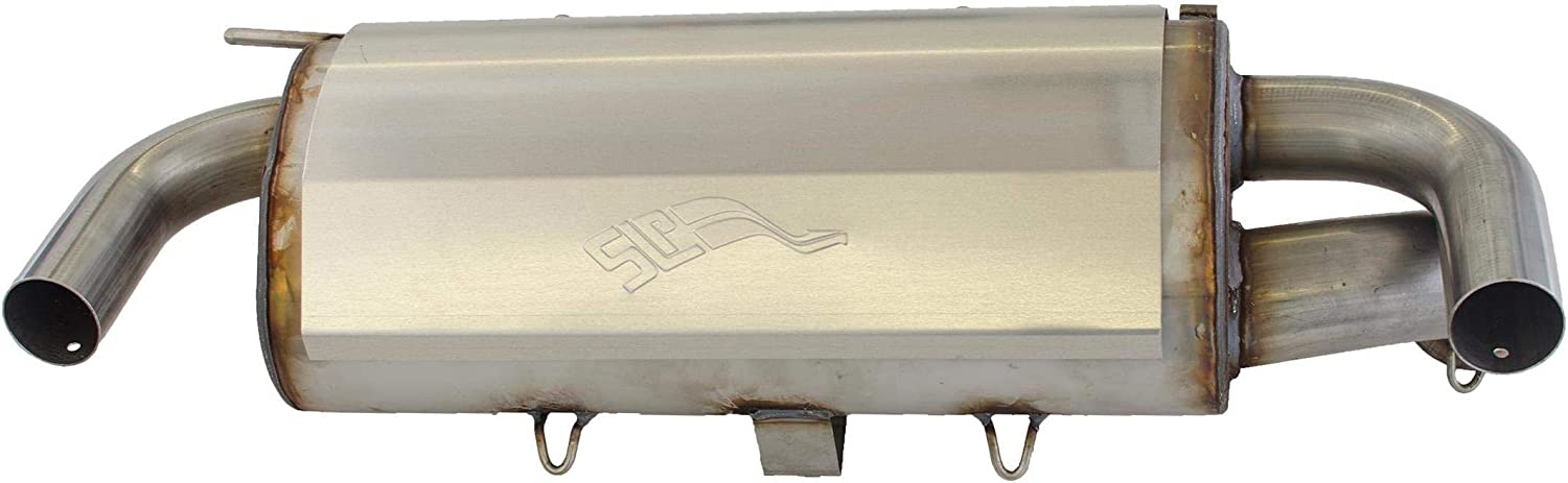 Starting Line Products SLP 09-116 Performance Muffler for Polaris RZR 900 Trail//S//XC//4 and ACE XC 900