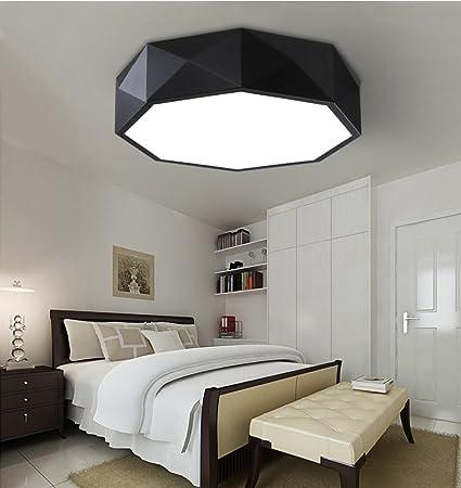LHL-DD Luz de Techo LED octágono para Dormitorio Moderno ...