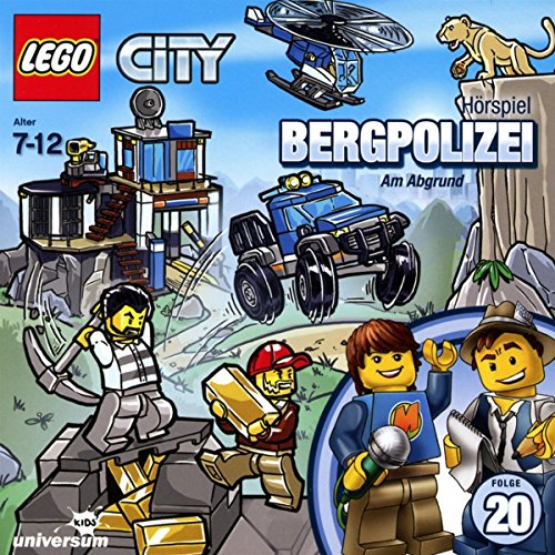Price comparison product image LEGO City 20: Bergpolizei