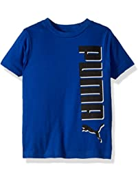 PUMA Boys Boys' Graphic Tee T-Shirt