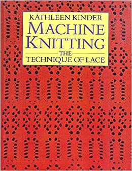 knitting machine punch card instructions