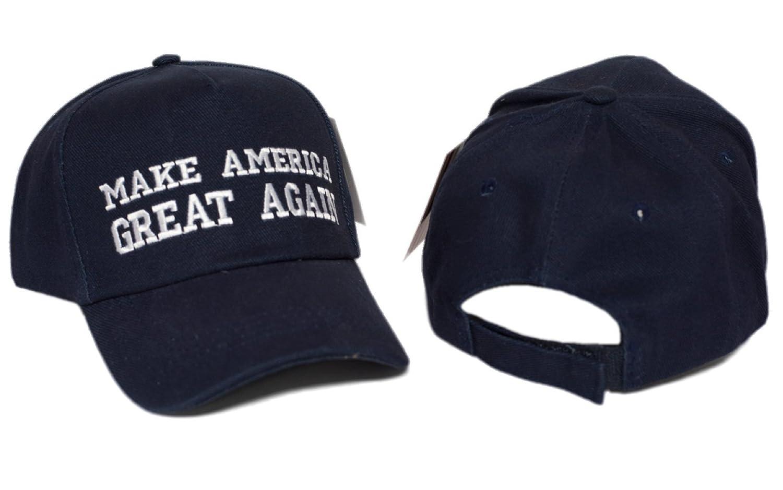 b37b3039ffd0b mws Donald Trump Blue Make America Great Again President Republican Ball  Cap Hat 3-07-E at Amazon Men s Clothing store