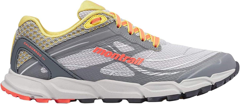 Columbia CALDORADO III, Zapatillas de Trail Running para Mujer: Amazon.es: Zapatos y complementos