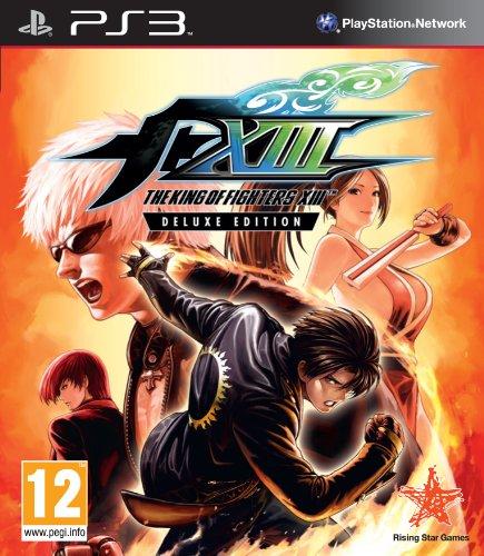 King of the Fighters XIII (PS3) Deluxe Edition - New Mortal Kombat Ps3