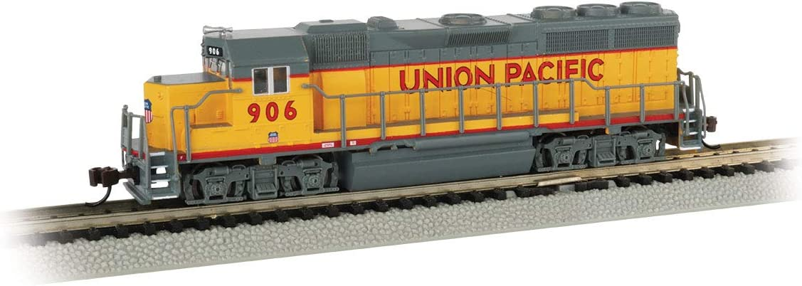 N Scale GP40 Dcc Sound Value Equipped Diesel Locomotive Union Pacific #906