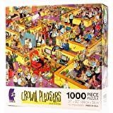 Crowd Pleasers THE OFFICE Puzzle 1000 Pieces Jigsaw Puzzle by Jan Van Haasteren