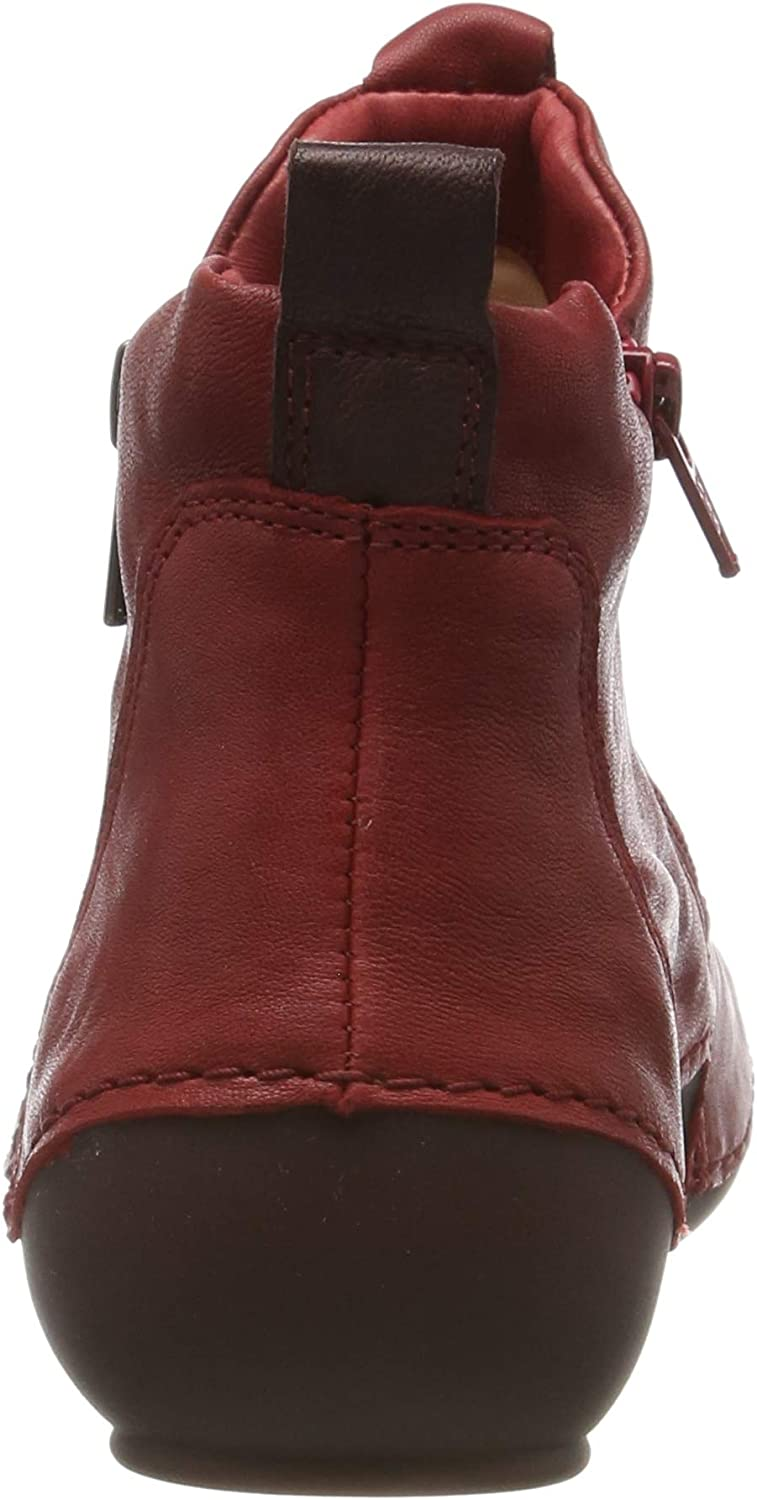 Think! Kapsl_585067, Sneaker a Collo Alto Donna Cherry Kombi 74