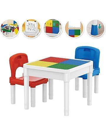 Juegos de mesas y sillas para niños | Amazon.es