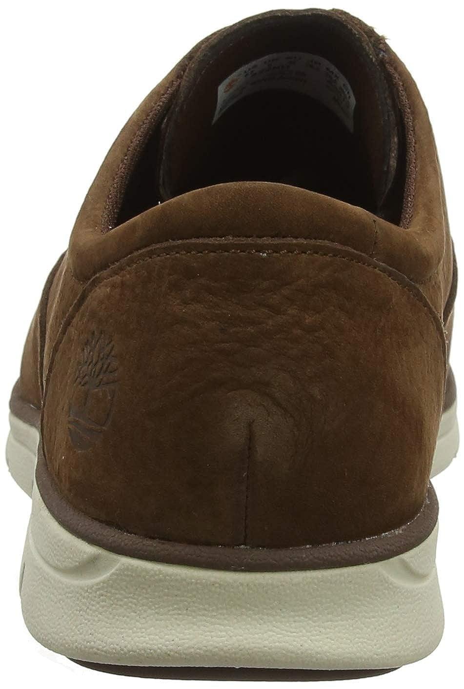 Timberland Bradstreet Plain Toe, Zapatos de Cordones Oxford para Hombre: Amazon.es: Zapatos y complementos