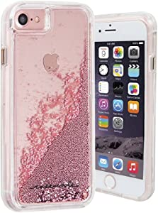 Case Mate Apple iPhone 6/6s/7/8 Waterfall Series Case - Rose Gold