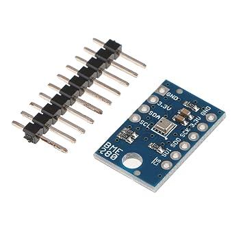 Sharplace I2C Temperatura Presión Barométrica Ruptura de Humedad BME280 Módulo de Sensor: Amazon.es: Electrónica