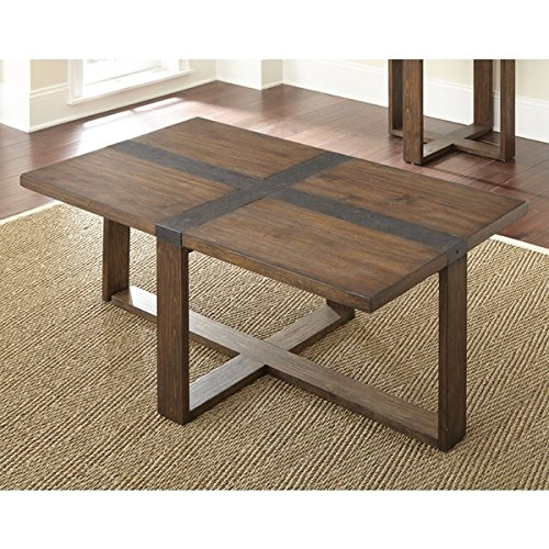 Greyson Living Karla Coffee Table Chestnut (Santa Fe Coffee Table Book)