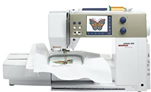Bernina Artista 630E Sewing, Quilting and Embroidery Machine with Embroidery System
