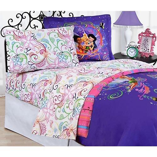 UPC 032281279240, Disney Tink Surreal Garden Full Sheet Set