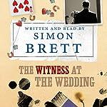 The Witness at the Wedding   Simon Brett