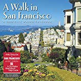 A Walk in San Francisco 2020 Wall Calendar