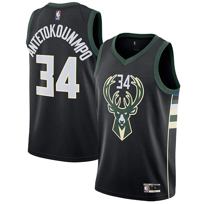 low priced 8dab0 03682 Outerstuff Youth 8-20 Milwaukee Bucks #34 Giannis Antetokounmpo Jersey