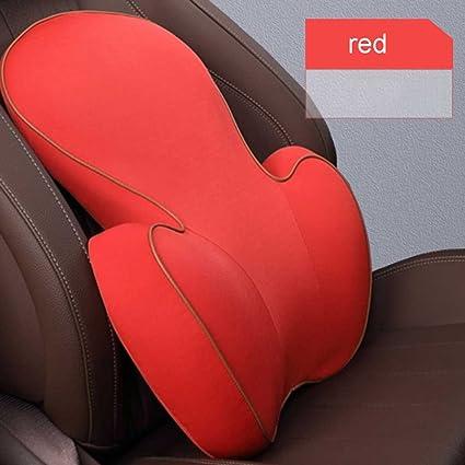 Soporte lumbar de apoyo lumbar cojín lumbar memoria asiento ...