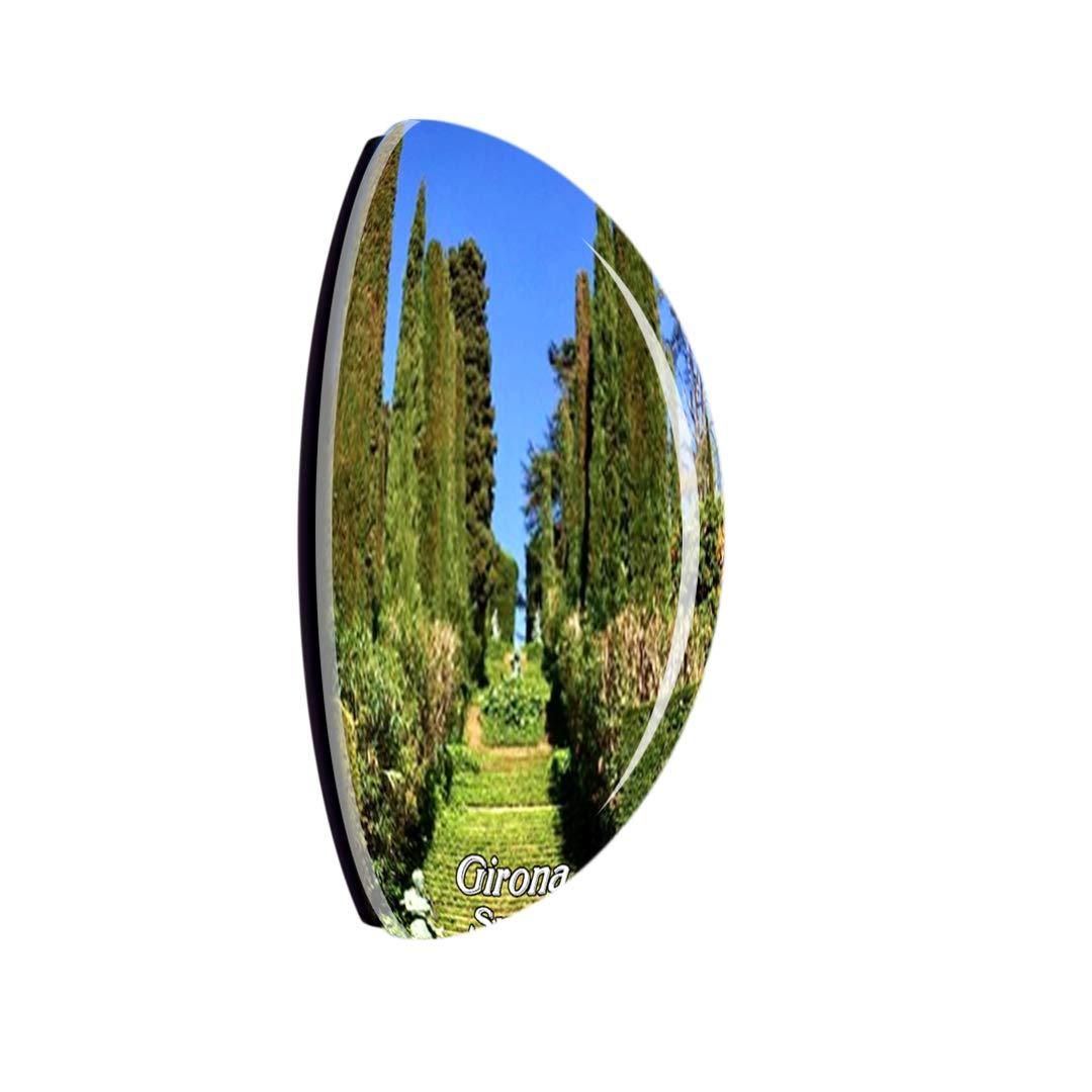 Weekino España Santa Clotilde Jardines Lloret de Mar Girona Imán ...
