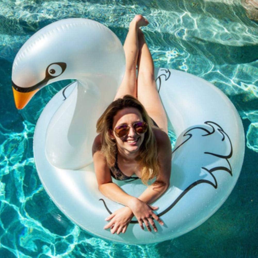 OGAWOO Cisne Sandía Flotante Piña Flamenco Anillo de natación ...
