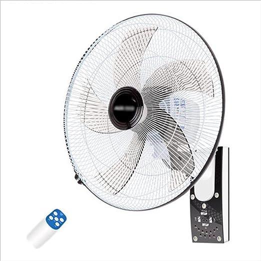 Fan Fan Ventilador de Pared de Control Remoto Inicio 18 Pulgadas ...