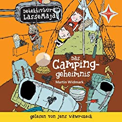 Das Campinggeheimnis (Detektivbüro LasseMaja 8)