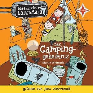 Das Campinggeheimnis (Detektivbüro LasseMaja 8) Hörbuch
