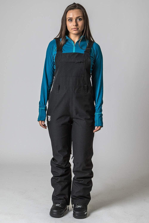 Chamonix Villes Bib Snowboard Pants Womens