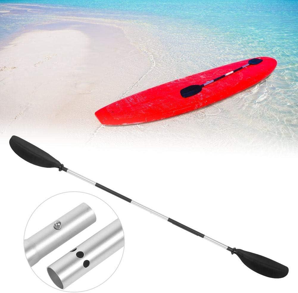 2.3m Telescopic Paddle 2 Pitch Aluminium Alloy Shaft Paddle Universal Inflatble Boat Surfboard Paddle for Dinghy Canoe Raft AYNEFY Kayak Paddle