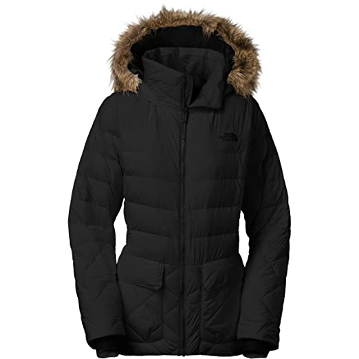 715fc705c2 Amazon.com  The North Face Nitchie Insulated Parka Womens TNF Black ...