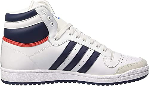 adidas Top Ten Hi, Baskets Mode Mixte Adulte