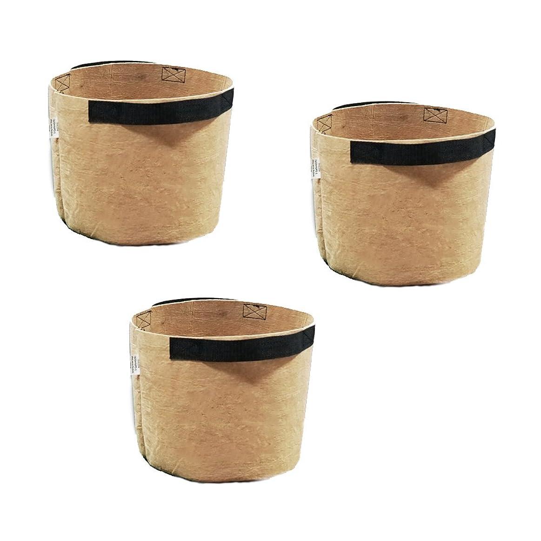 すり野生分解する大和プラスチック 鉢カバー クォーツ パールホワイト 240