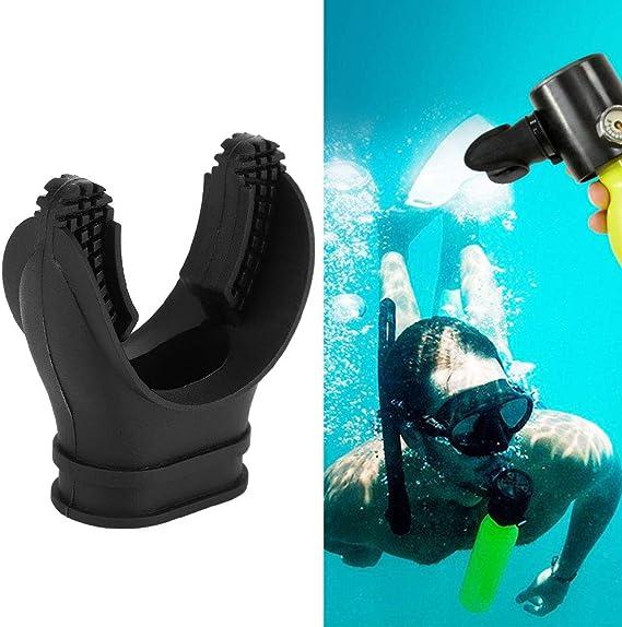 Injoyo 2x Bocchino In Silicone Morbido Modellabile Per Immersioni Subacquee Per Erogatore Standard Sport E Tempo Libero Accessori Per Regolatori