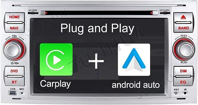 Android 10 Carplay Android Auto Dual Tuner Radio Elektronik