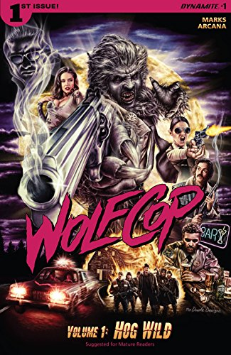 Wolfcop #1