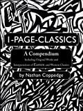 1-Page-Classics, Nathan Coppedge, 1468552198