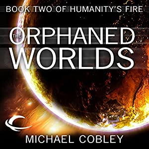 The Orphaned Worlds Hörbuch