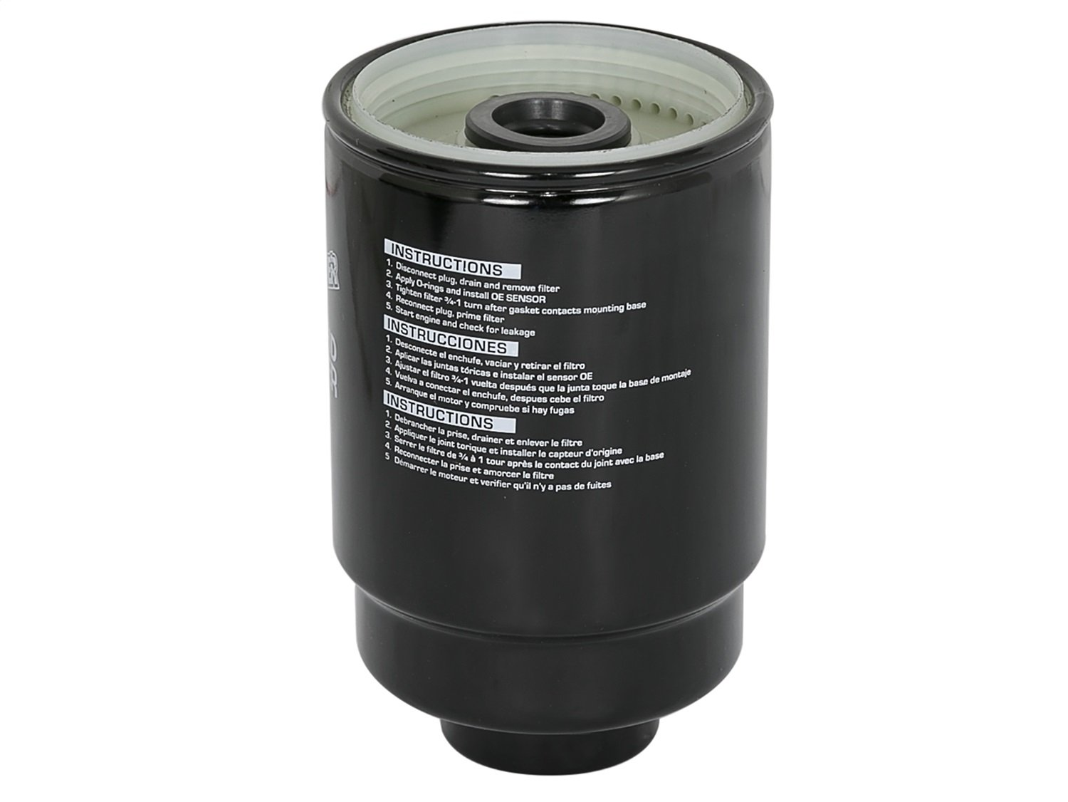 Afe Power 44 Ff011 Pro Guard D2 Fuel Filter Gm Automotive High Performance Diesel Filters