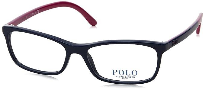 Ralph Lauren POLO 0PH2131 Monturas de gafas, Blue, 52 para Mujer ...