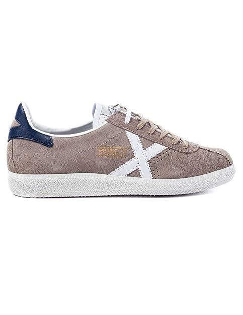 2ddf7700fe610 Zapatillas Munich Barru 50 Hombre  Amazon.es  Zapatos y complementos