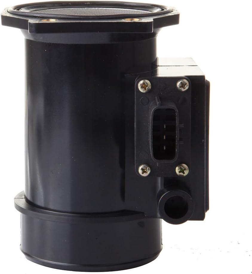 CCIYU MAF 22680-1M200 Mass Air Flow Sensor FITS FOR 1995-1998 for Nissan 200SX 1.6L,1995-1999 for Nissan Sentra 1.6L,1995-2008 for Nissan Tsuru 1.6L