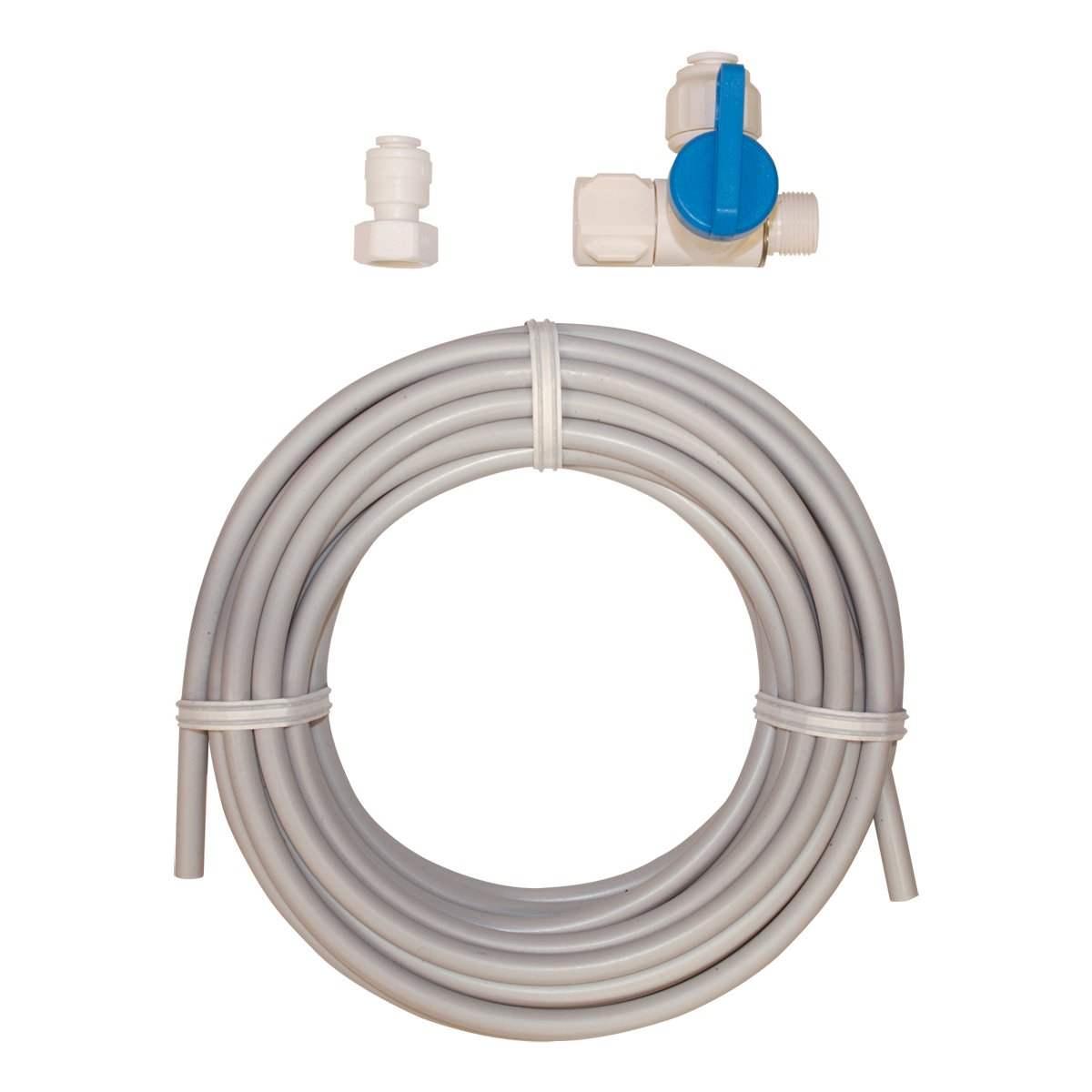Eastman 60467N PEX Ice Maker Connector 25' Kit White