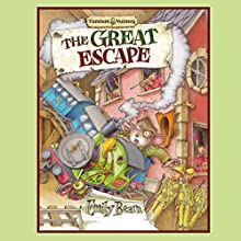 Tumtum and Nutmeg: The Great Escape Audiobook by Emily Bearn Narrated by Philip Franks