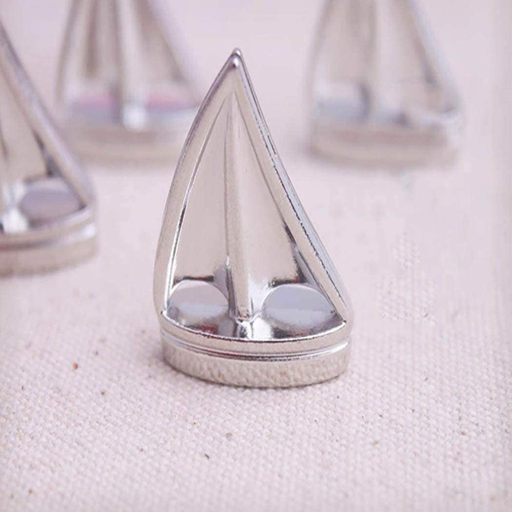 Joyibay 10PCS Place Card Holder Creative Decorative Number Card Holder Table Card Stand for Wedding