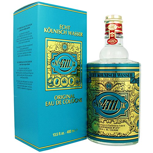 - 4711 by Muelhens Original Eau de Cologne 13.5 fl oz (400 ml)