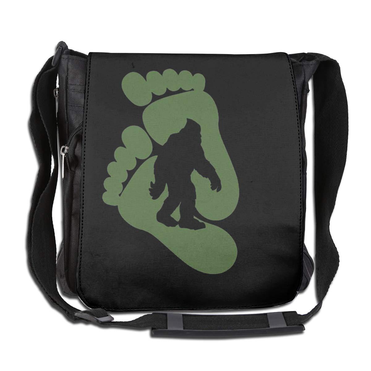 Sasquatch Fashion Diagonal Single Shoulder Workout Bag