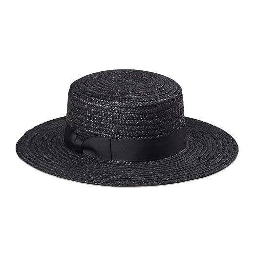 aa88ec55b Lack of Color Women's Spencer Noir Hat